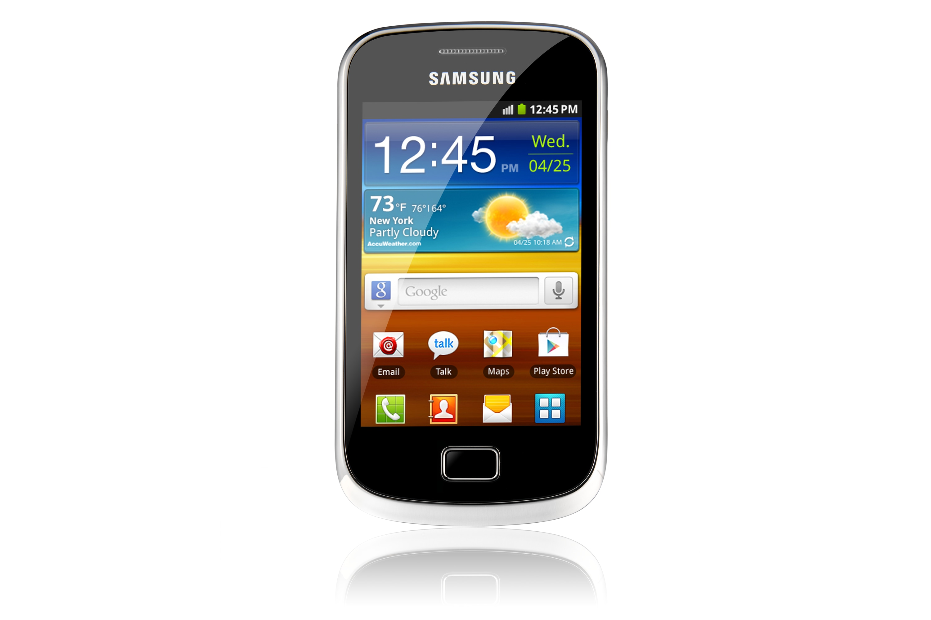 GALAXY Mini 2  S6500 Android