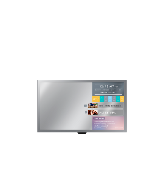 "FHD Mirror/Signage Display 32"" ML32E"