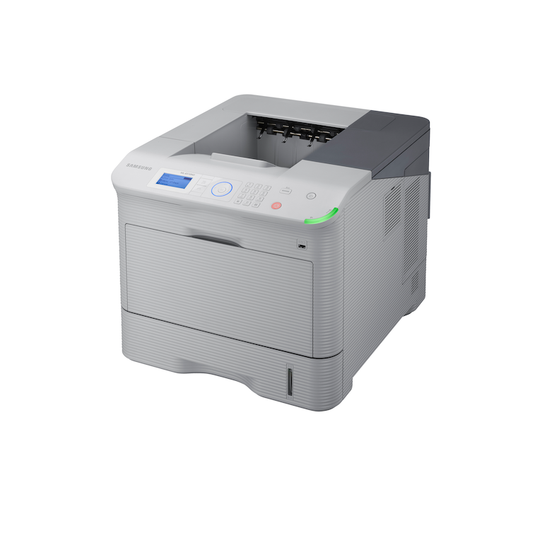 6510ND Zwart/Wit laser printer 6510ND Rechterhoek
