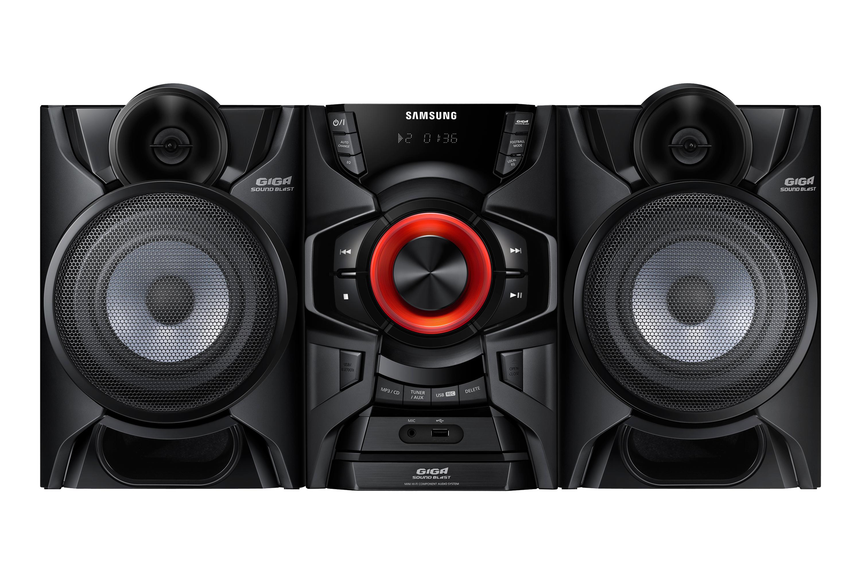 MX-H630 Voorzijde Zwart