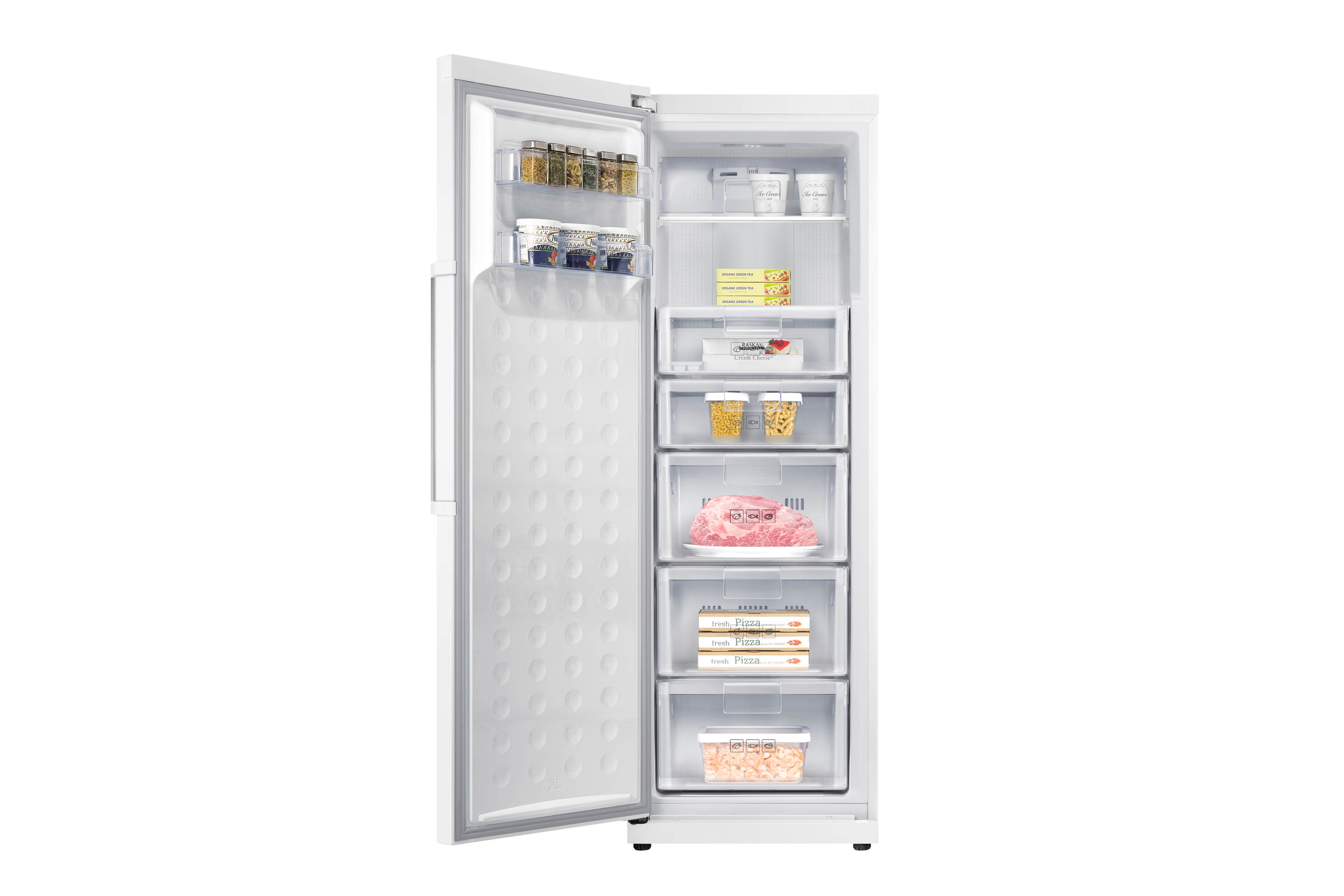 RZ28H6005WW Front Open-Food white
