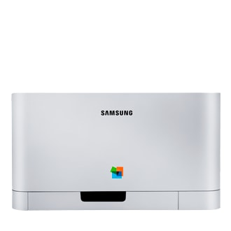A4 Kleuren Laser Printer (18 ppm) C410W