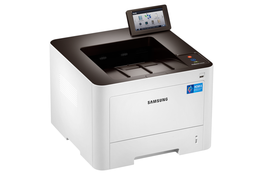 A4 Zwart/ Wit Laser Printer (40 ppm) M4025NX M4025NX Linkerhoek Wat