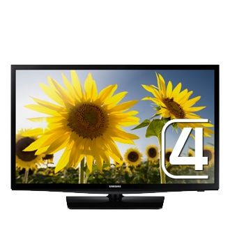 UE19H4000AW 19 4-Series LED TV