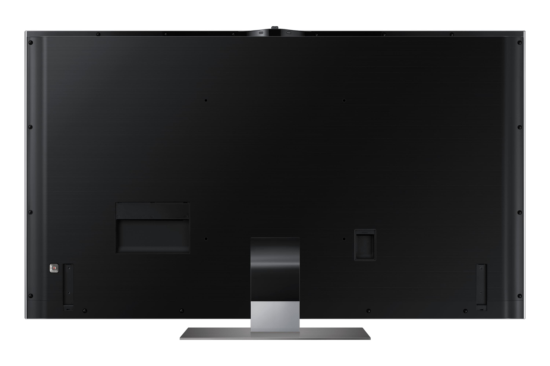 UE55F9000SL Achterzijde Zwart