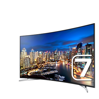 UE65HU7100S UE65HU7100S 65&quot; 7-Series <br/>Curved UHD TV