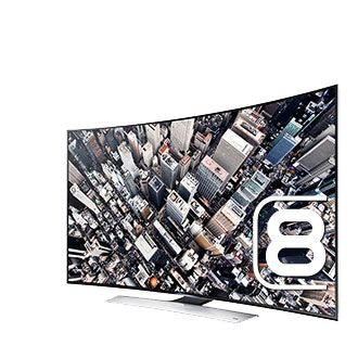 UE65HU8200L UE65HU8200L 65&quot; 8-Series <br/>Curved UHD TV<br/>