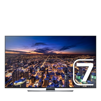 UE85HU7500L UE85HU7500L 85&quot; 7-Series UHD TV<br/><br/>
