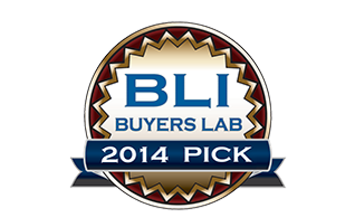 Buyers Lab Pick 2014