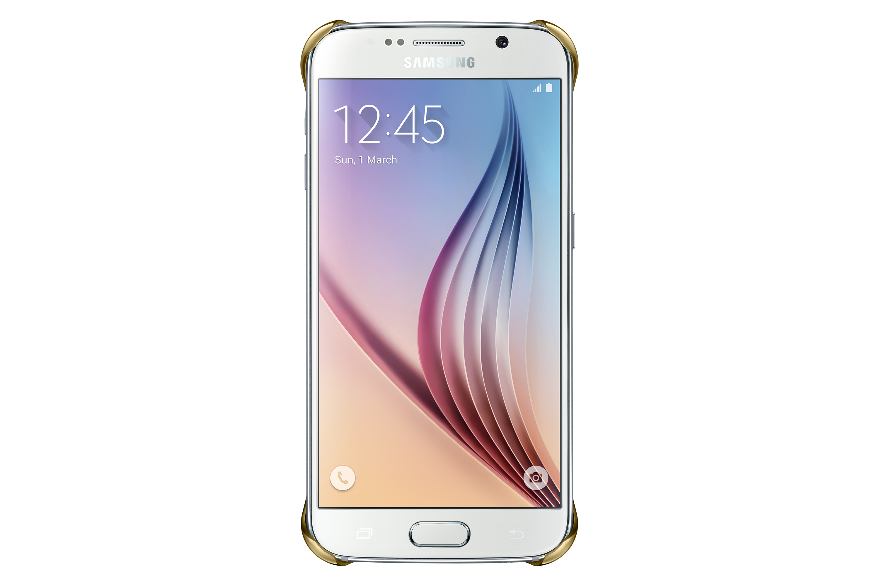 Clear Cover - Galaxy S6