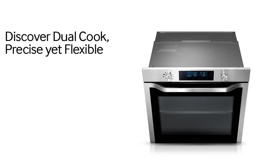 Enklere matlaging med Dual Cook