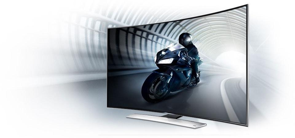 Curved TV – en dypere bildeopplevelse