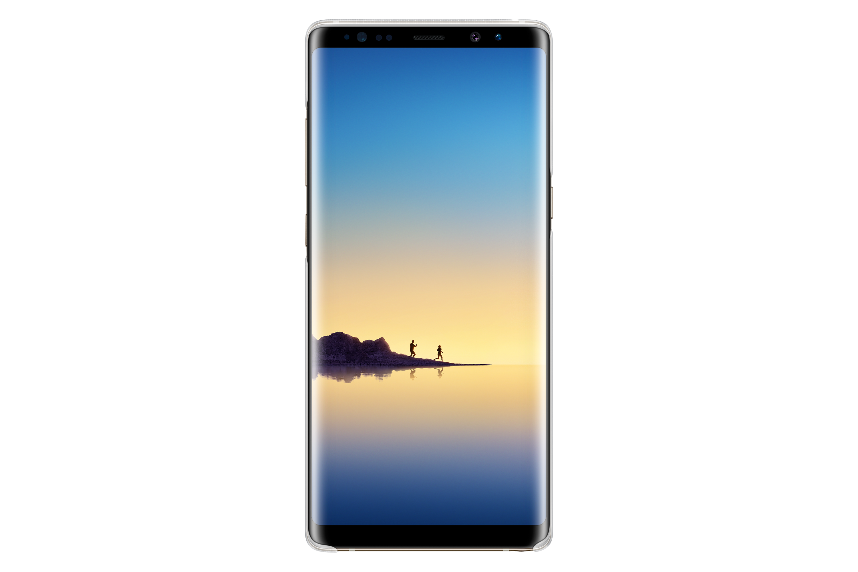 Galaxy Note8 - Clear Cover