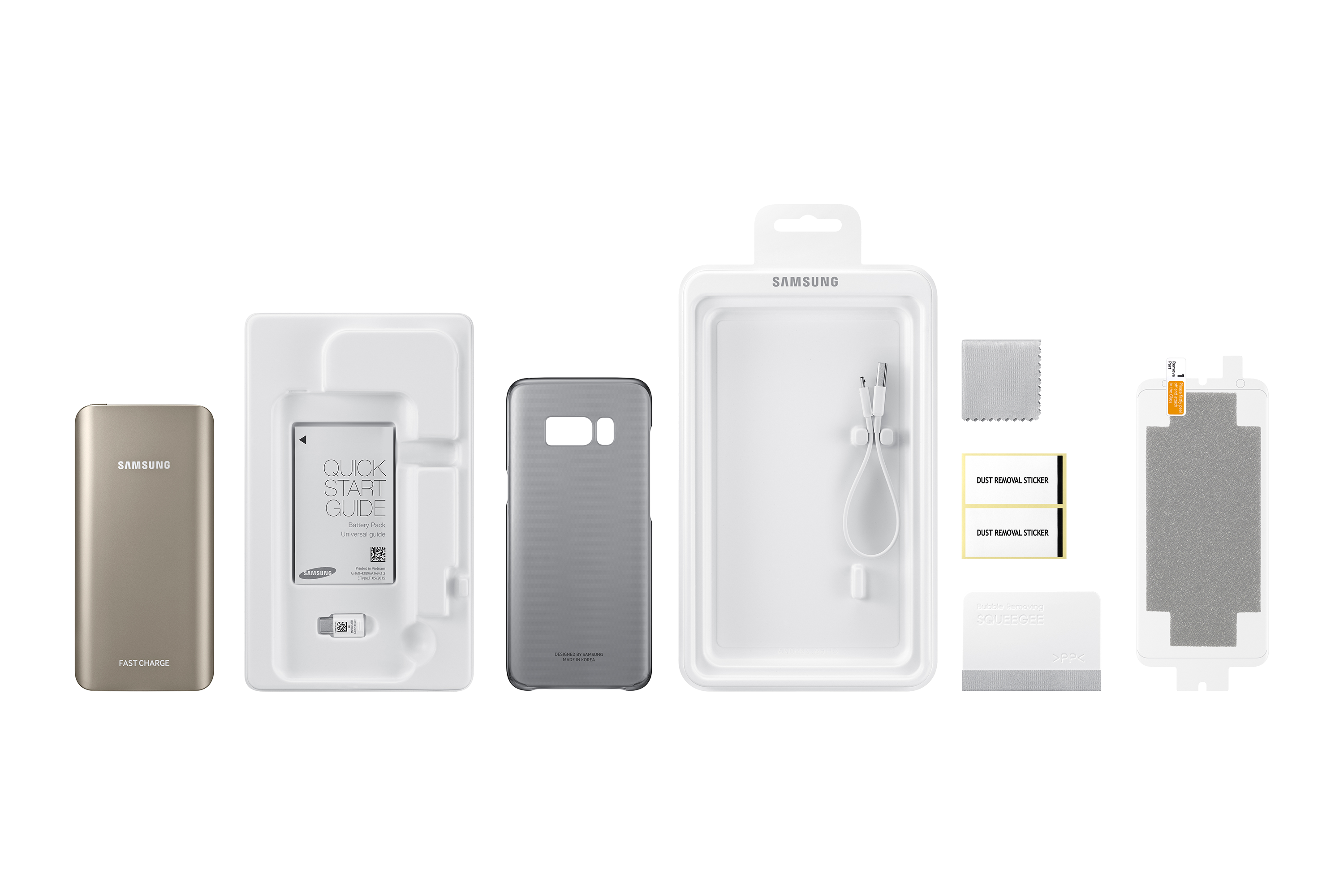 Samsung Galaxy S8 Battery & Charger