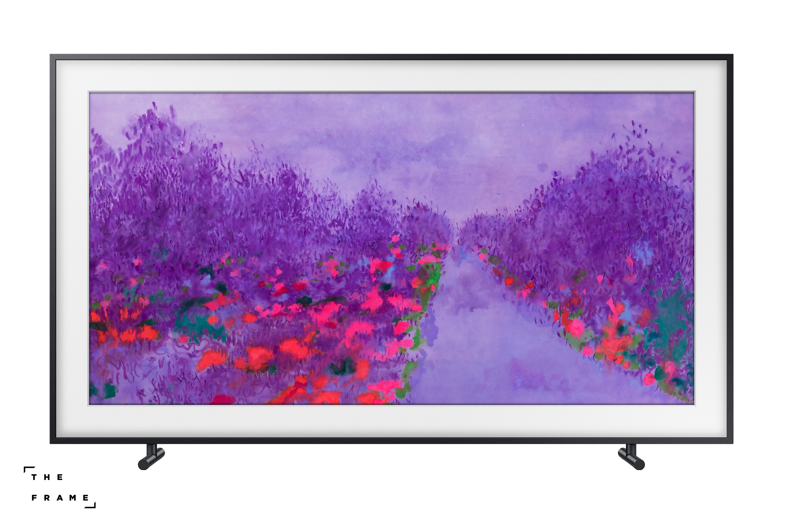 "2018 49"" The Frame 4K Flat Smart TV"
