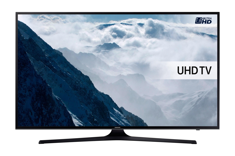 """40"""" UHD 4K Flat Smart TV KU6075"""
