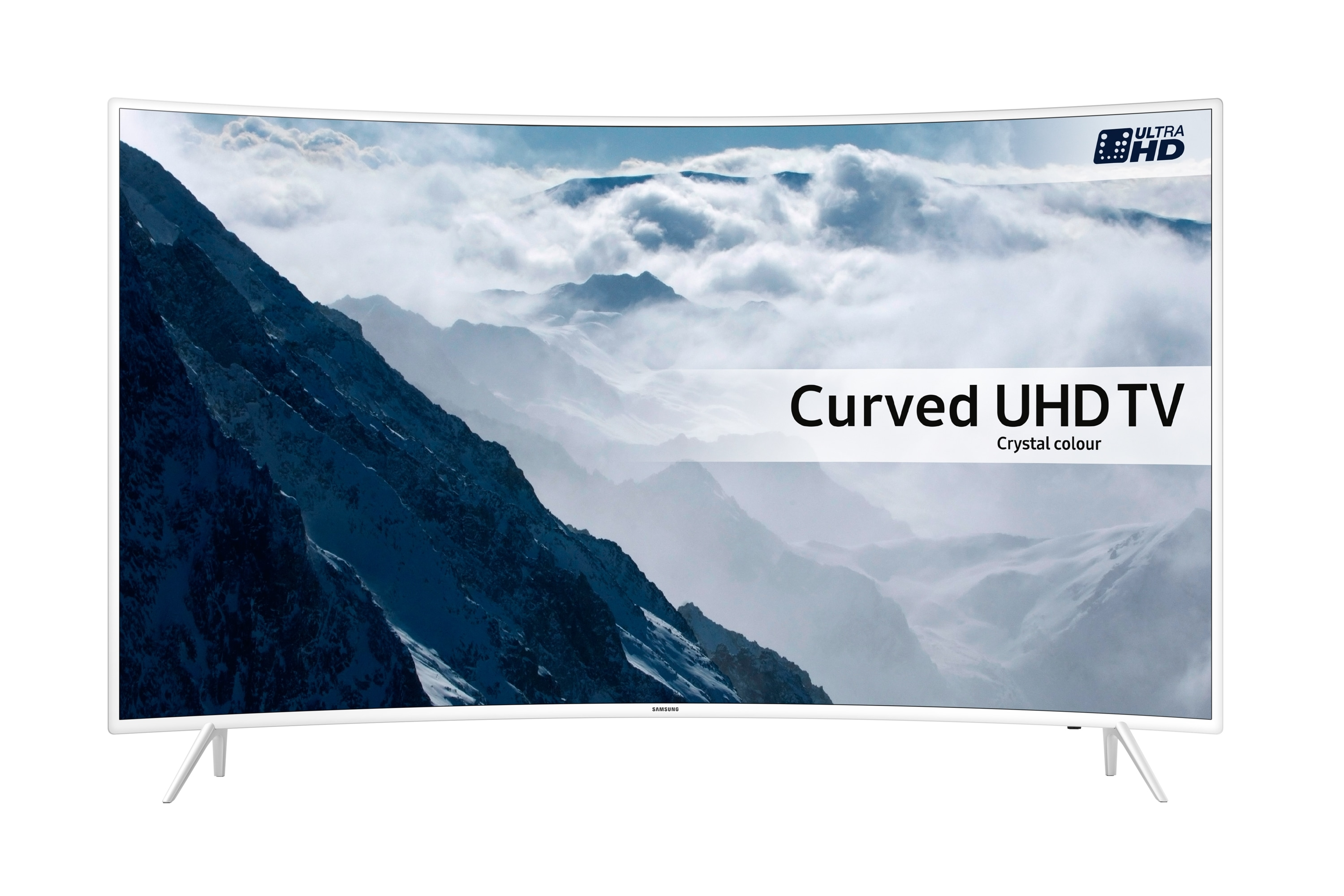 "43"" UHD 4K Curved Smart TV KU6515"