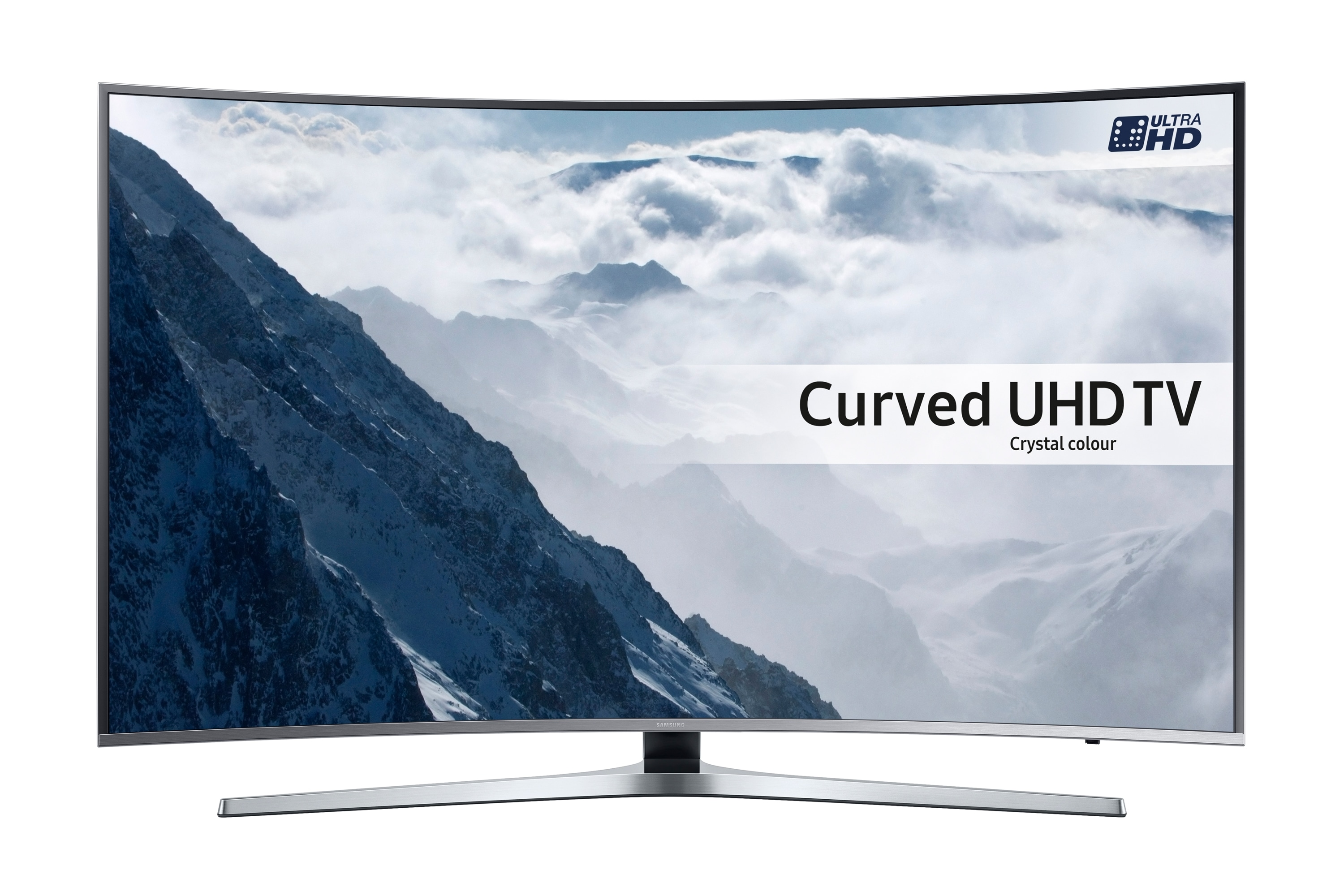 "55"" UHD 4K Curved Smart TV KU6675"
