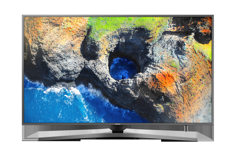 """65"""" MU6455 Flat  Smart 4K UHD TV"""
