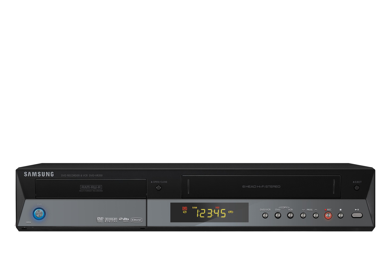 DVD-VR350 Forside
