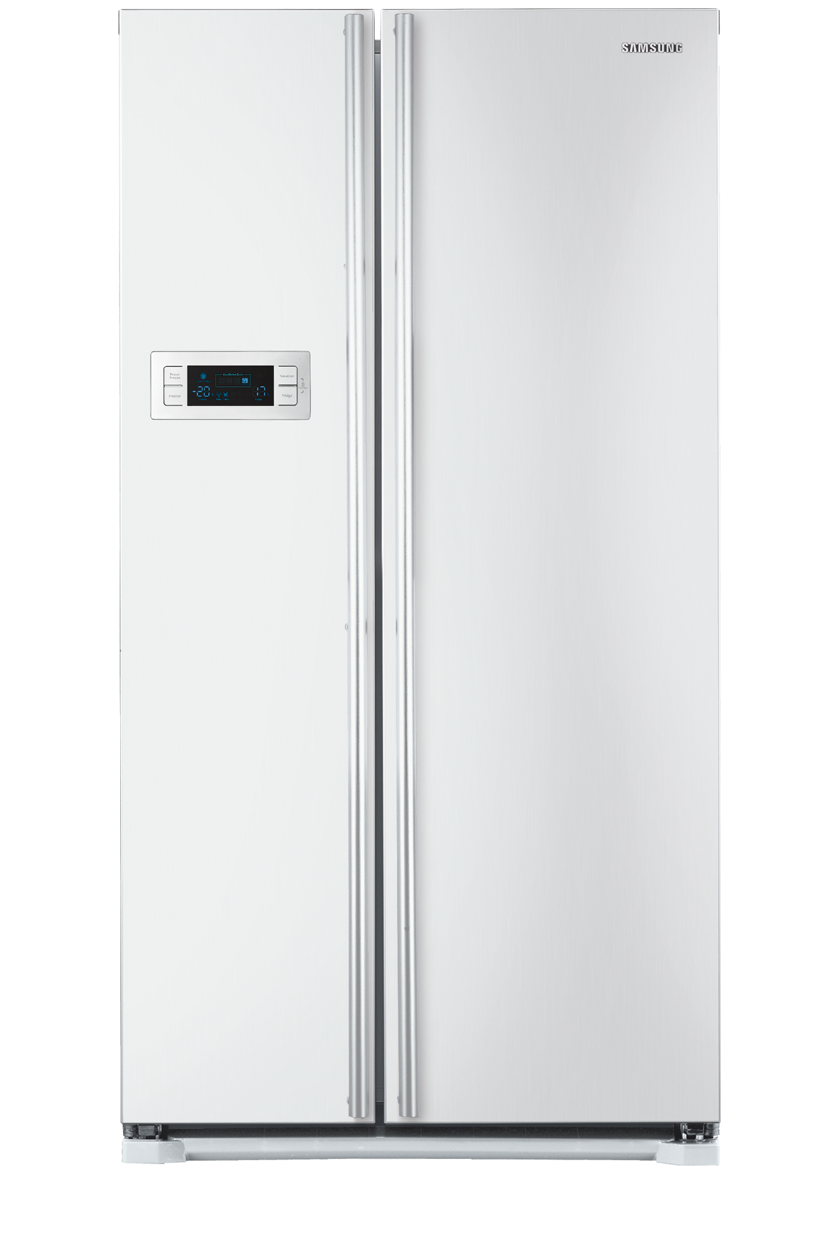 HM10 SBS with Twin Cooling, 551 L, White