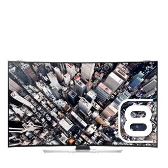 "UE78HU8505Q 78"" Curved UHD TV HU8505"