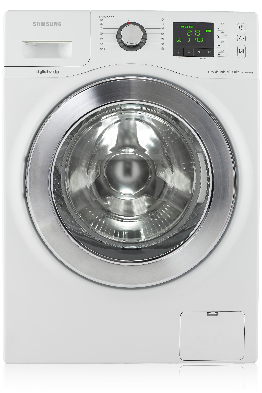 WF906P4SAWQ Forside Sølv