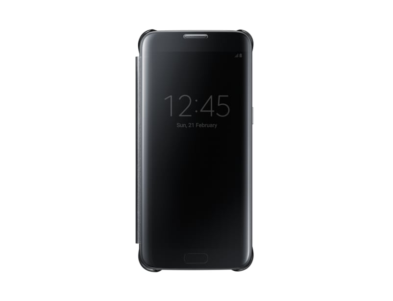 samsung s7 phone case clear view