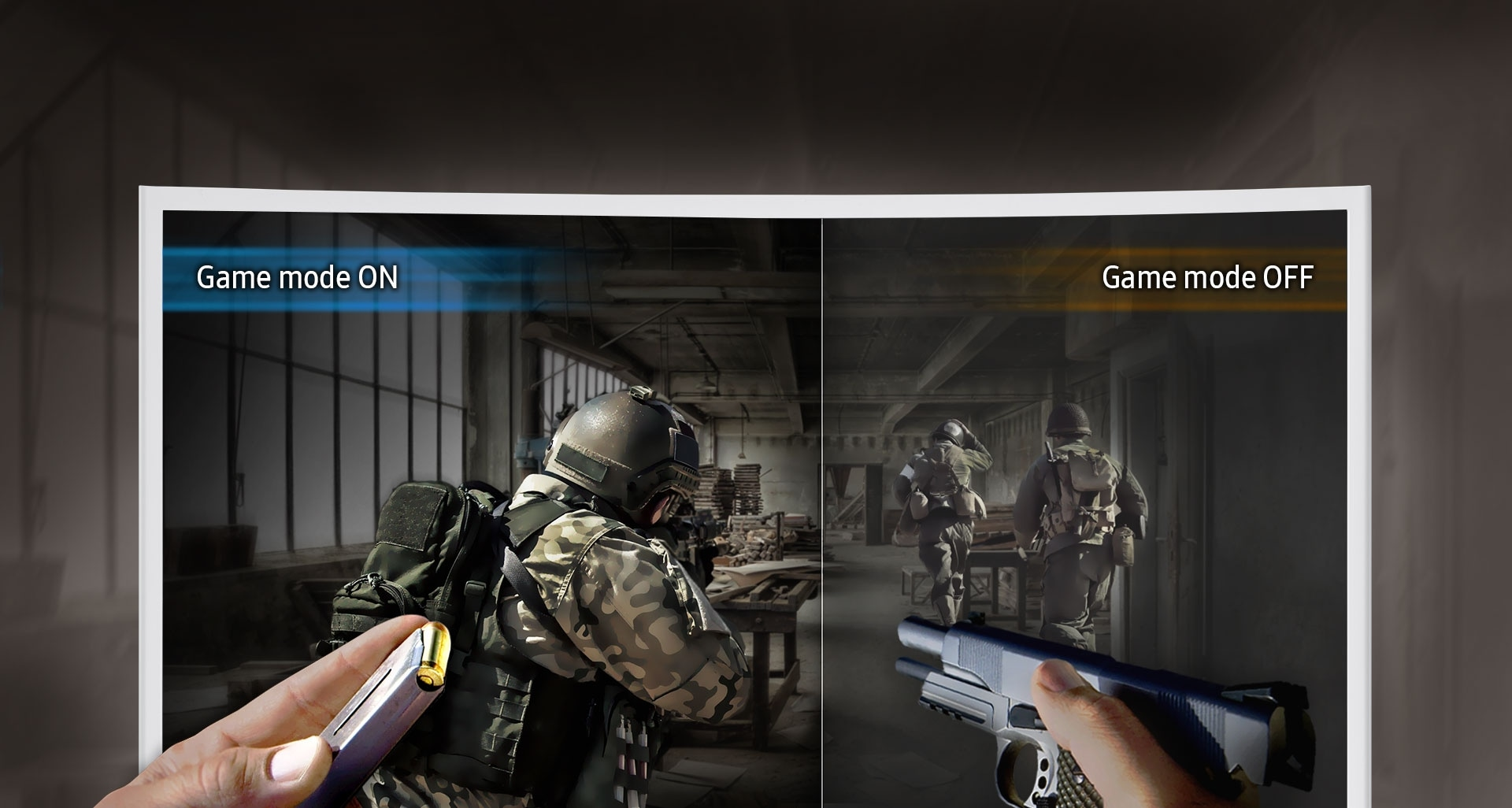 Enhanced gaming experience with Game mode | Samsung NZ