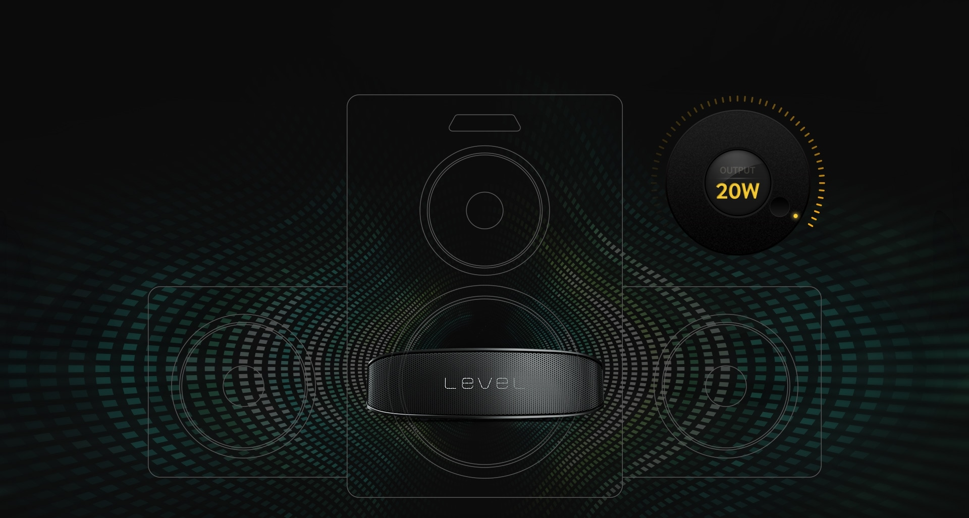 Powerful Listening Experience, level box pro speaker | Samsung NZ