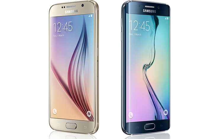Samsung Galaxy S6 and Galaxy S6 edge define what's next in mobility