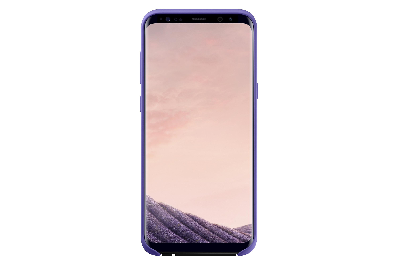 S8+ Silicone Case - Violet