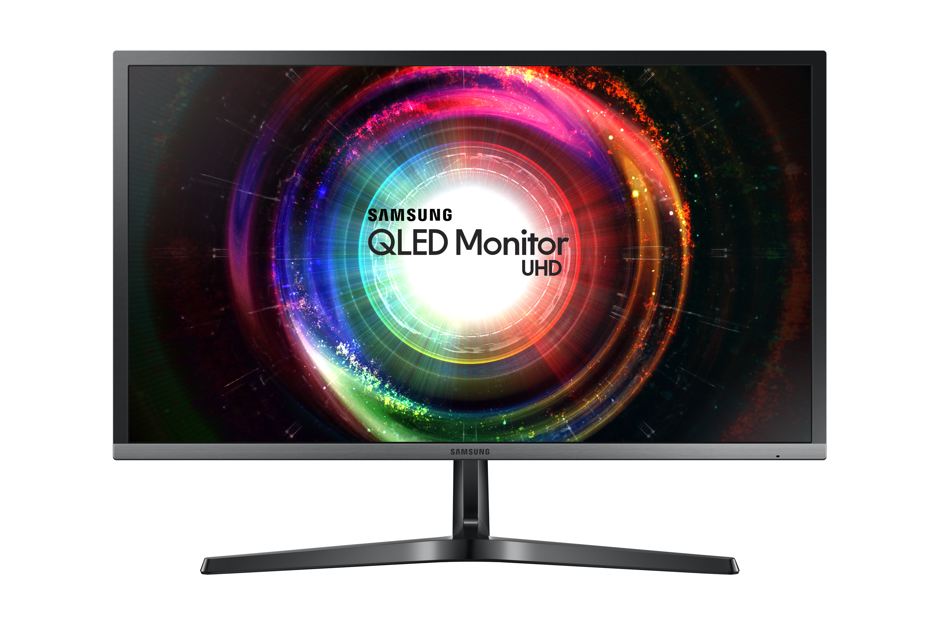 "28"" UHD Monitor U28H750UQE with Quantum dot"
