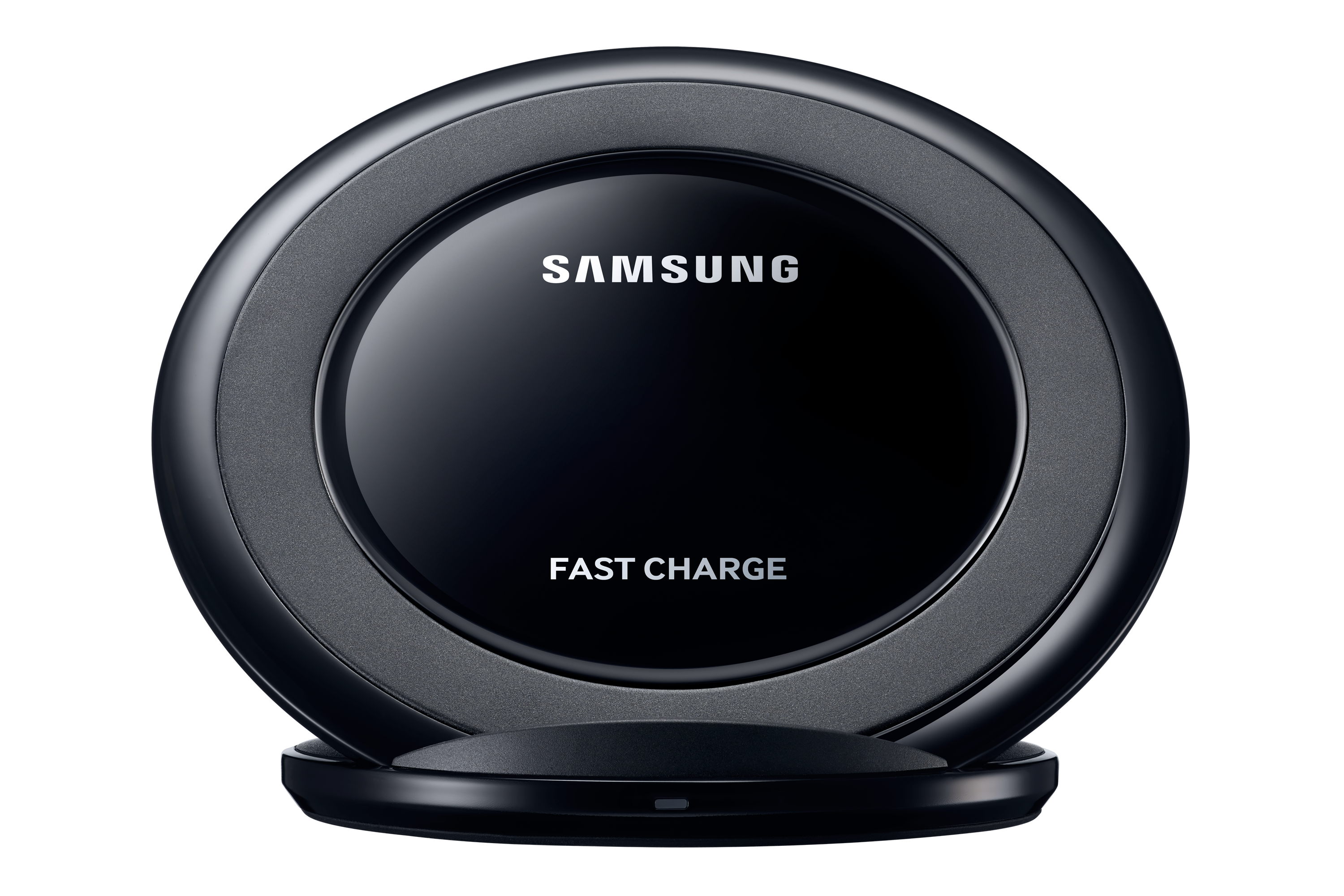 Fast Wireless Charging Stand - Black