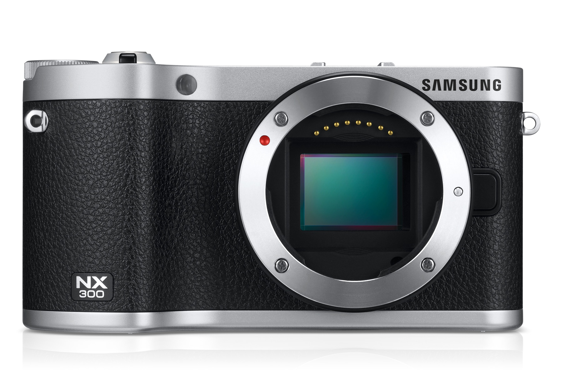NX300 Front BLACK