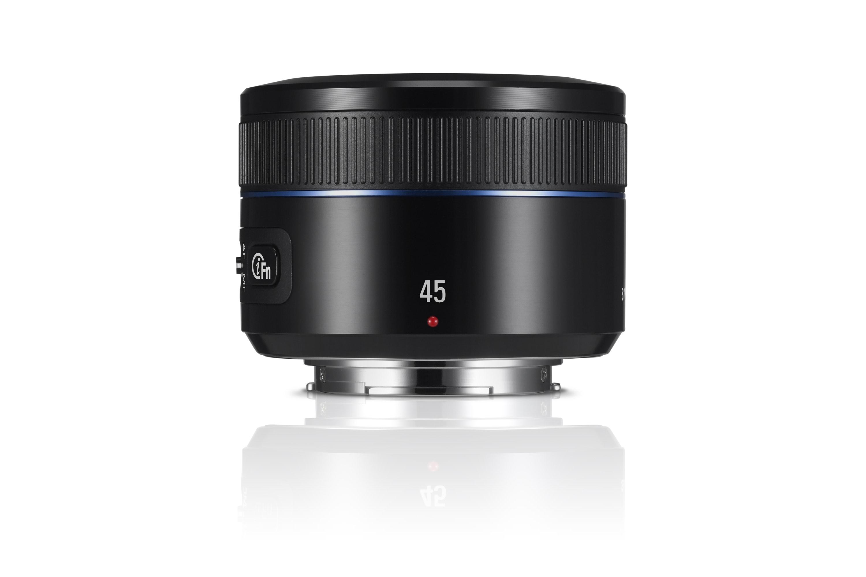 45 mm F1.8 Mid-Telephoto Prime Lens