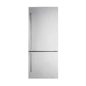 Barosa - 450L Bottom Mount Refrigerator Stainless Steel SRL450ELS