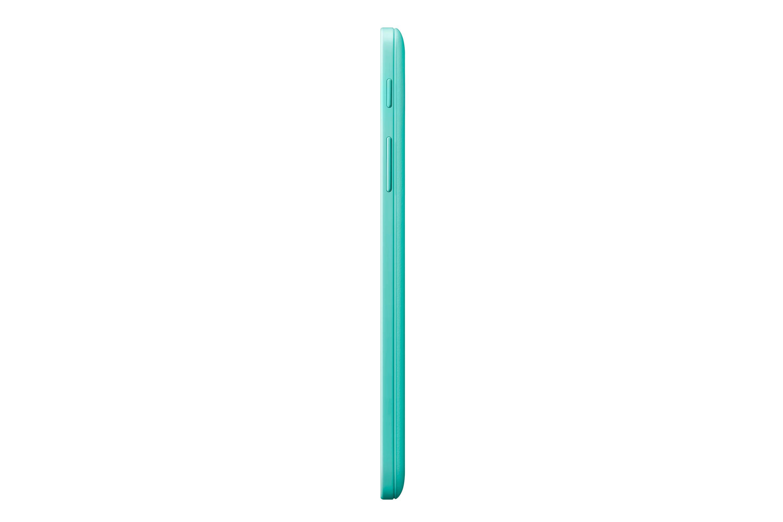 SM-T110 Side Blue