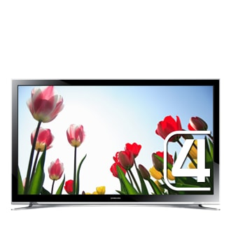 "UA32H4500AS 32"" H4500 HD LED TV"