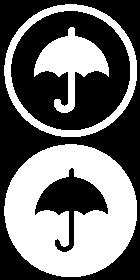 Illustrated icon for Rain