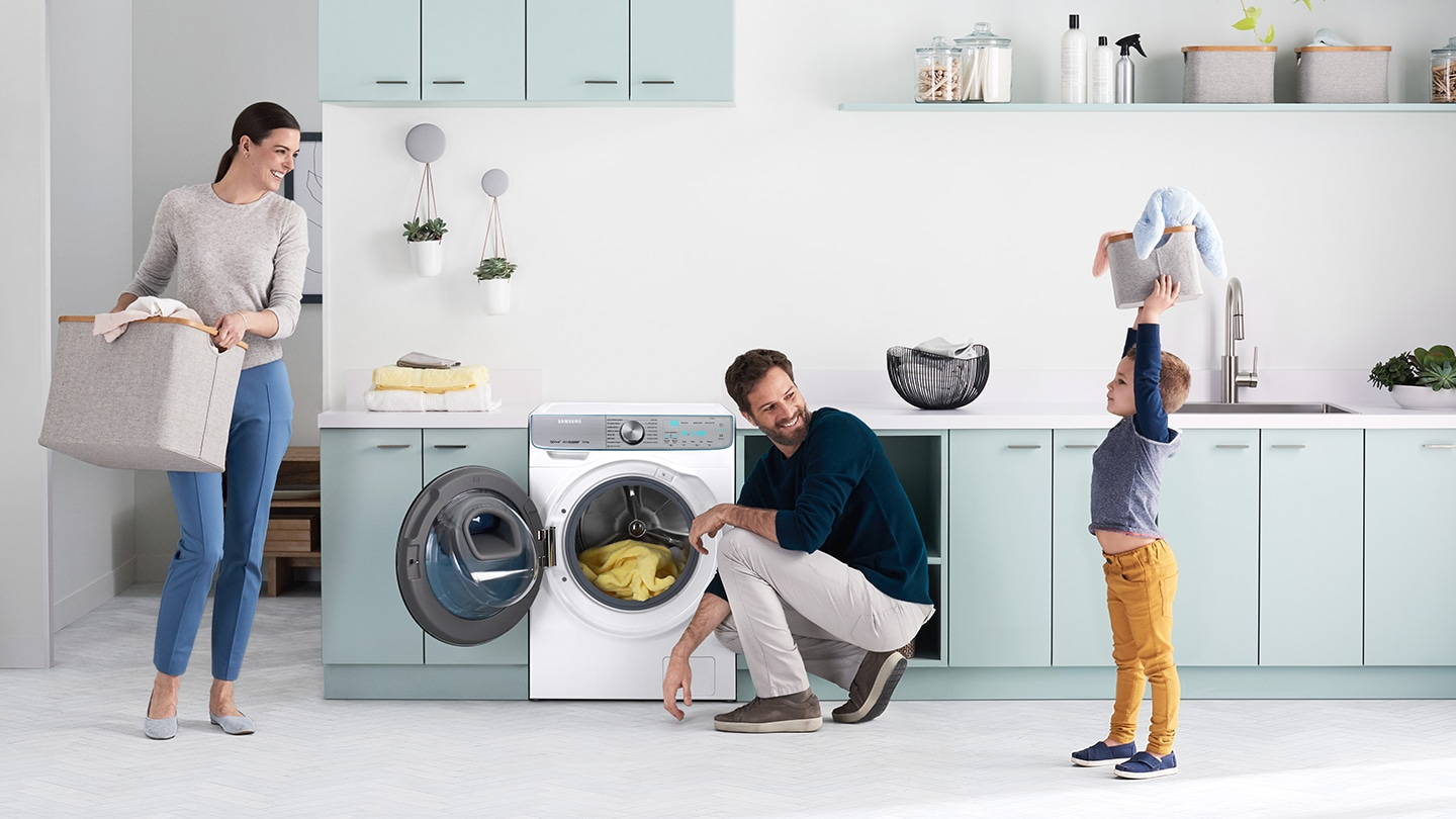 Samsung Washing Machine Front-load