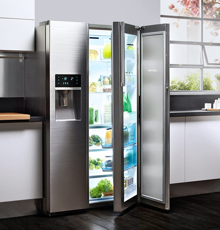 Samsung Food Showcase Refrigerators