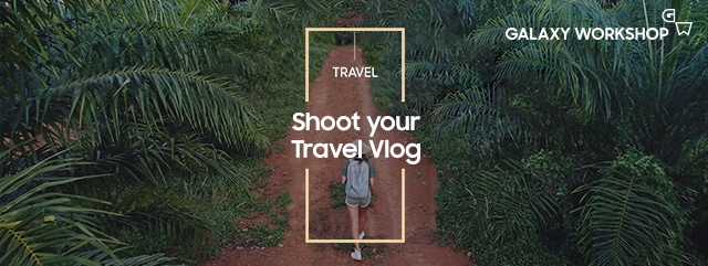 Shoot Your Travel Vlog