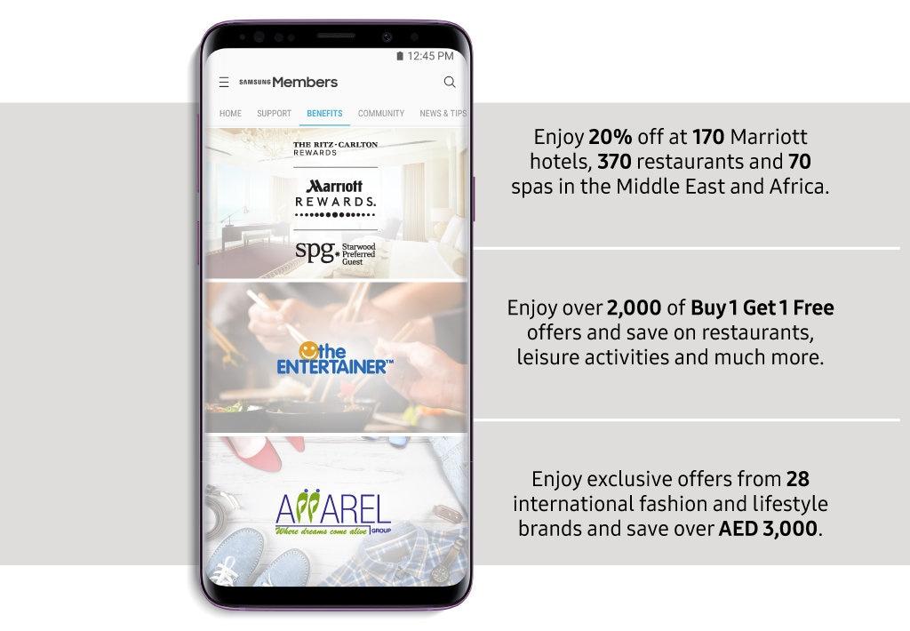 Samsung Galaxy S9 Price in UAE, Dubai | Samsung Gulf