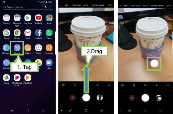 GALAXY S9/S9+: HOW DO I ADD AN ANOTHER CAMERA BUTTON?