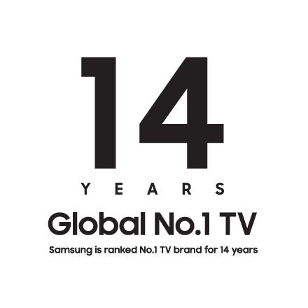 14 years logo