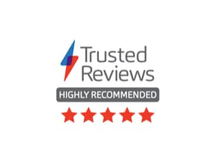 شعار Trusted Reviews