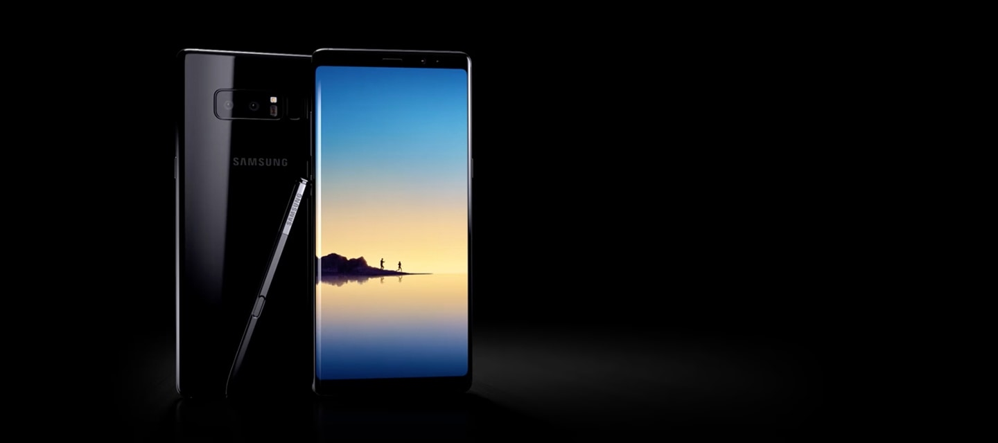 Galaxy Note8: Official Introduction