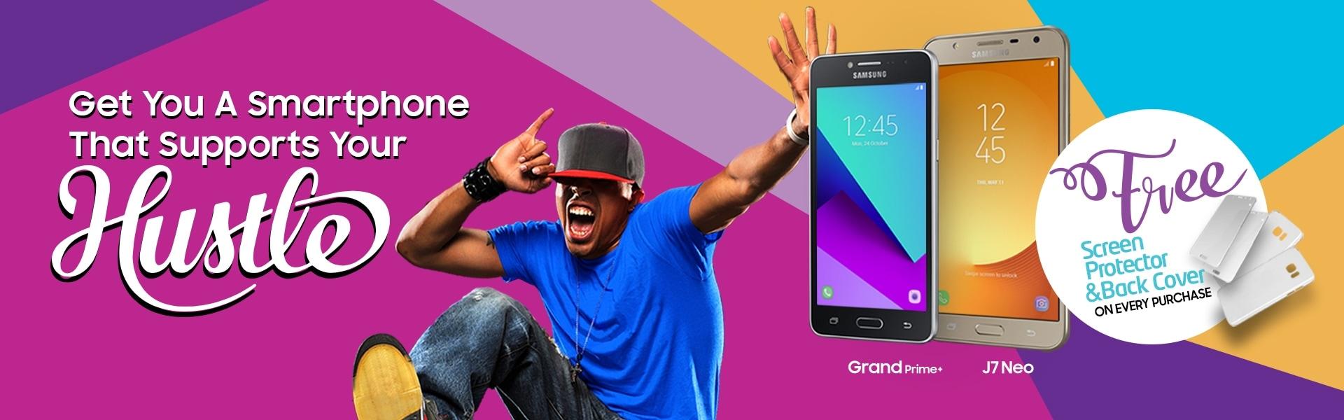Samsung Galaxy Grand Prime Plus and J7 Neo Promo | Samsung AFRICA_EN