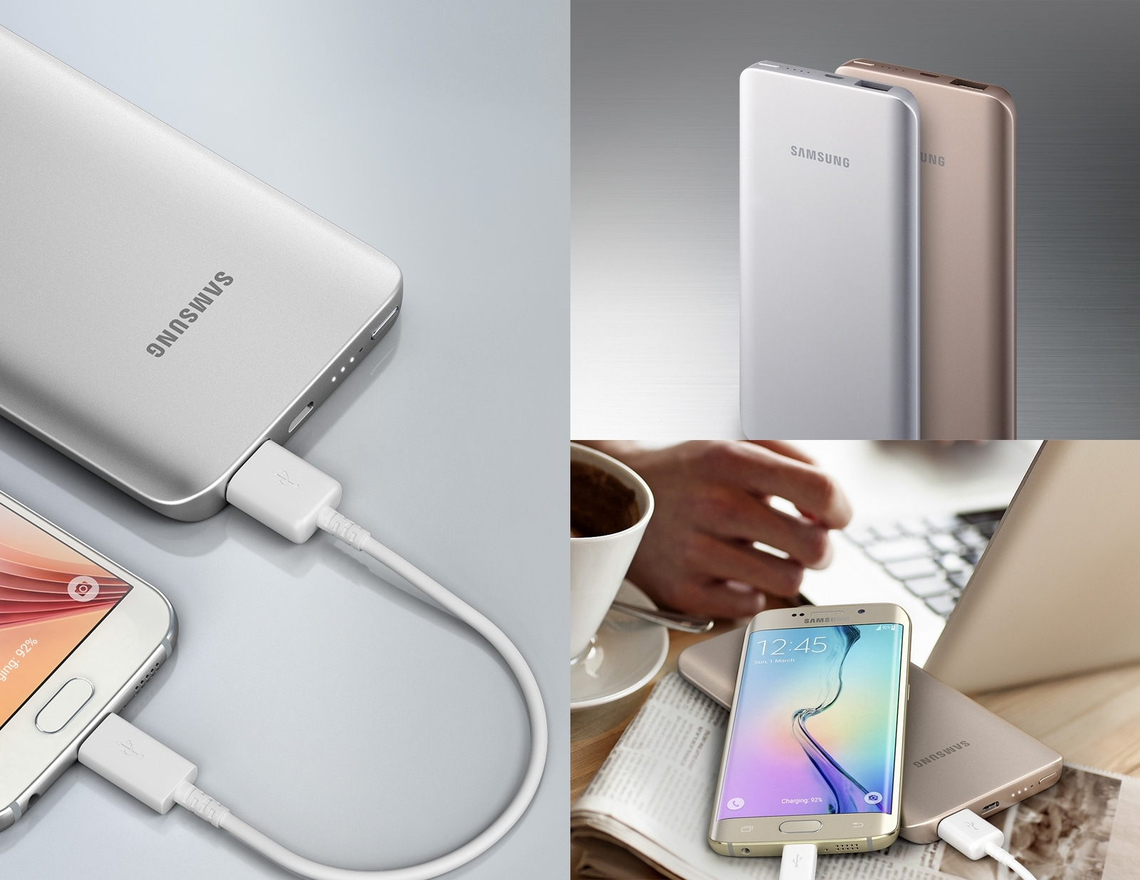 Images of Galaxy S6 and S6 edge accessories